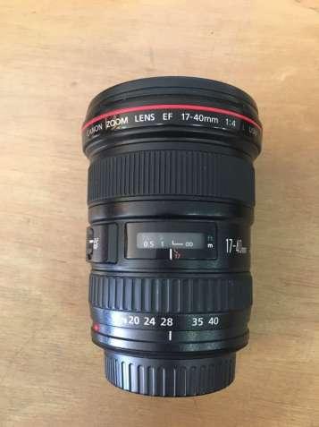 Продам объектив Canon EF 17-40mm f/4L USM