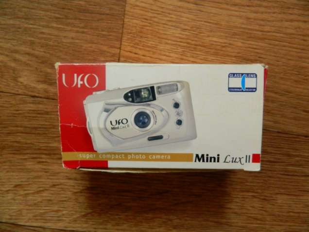 Фотоапарат UFO mini Lux II