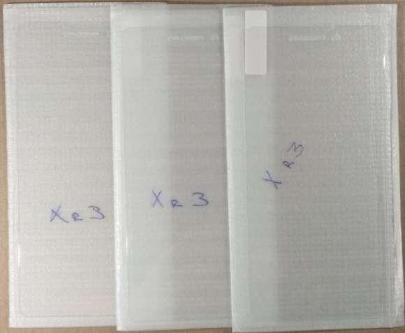 Защитное стекло Xiaomi Readmi 3 9Н 2,5D