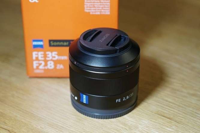 Sony FE 35 mm f/2.8 ZA Sonnar T* Carl Zeiss