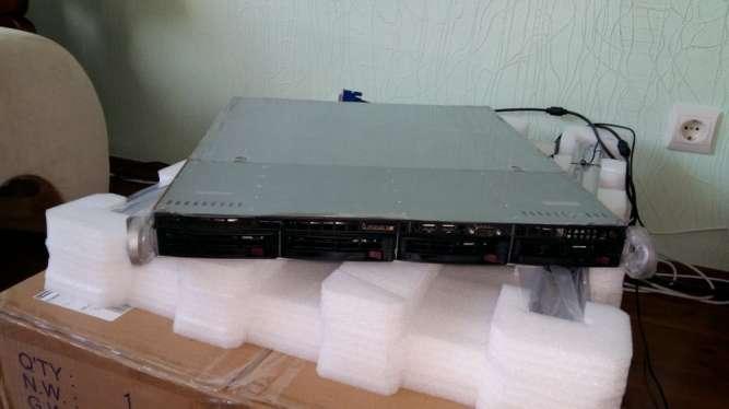 Сервер Supermicro 1Unit