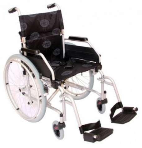 Новая алюминиевая инвалидная коляска