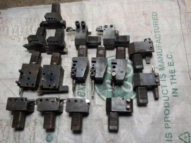 Резцедержатели, оправки инструмента токарных станков 16А20ф3