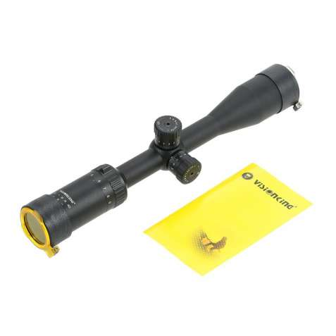 Оптический прицел Visionking VS3-9x40L прочный, мил-дот, многослой