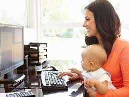 Додатковий заробіток для жінок, матусь в декреті