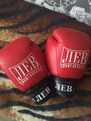 Перчатки боксерские Лев/Lev 12 унций