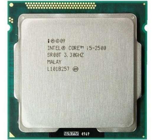 Intel Core i5-2500 3.3GHz/6MB s1155