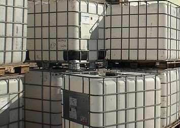 Еврокуб. IBC контейнер, емкость 1000л.