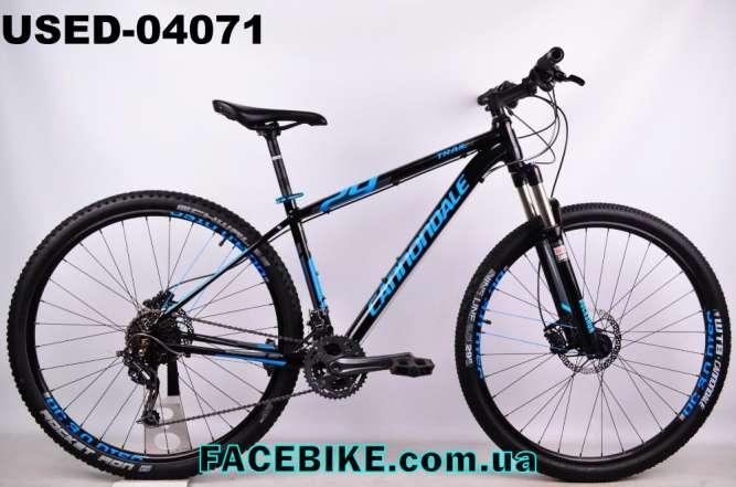 БУ Горный велосипед Cannondale-Гарантия,Документы-Большой выбор!