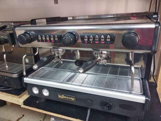 Профессиональная кофемашина La Spaziale New