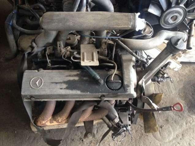 Двигун MB 601 2,3d