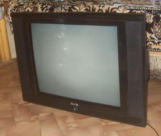 Телевизор 54 см, slim, плоский экран