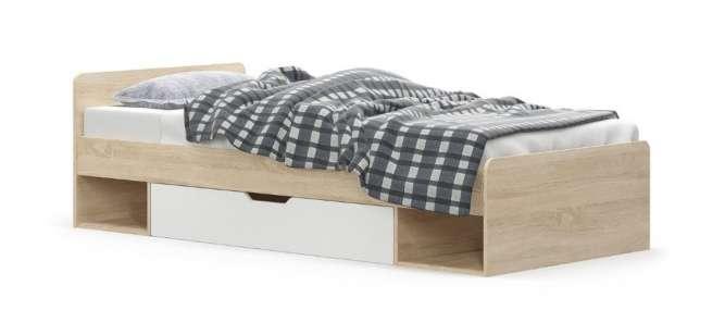 Односпальная кровать Типс. Мебель со склада по оптовым ценам