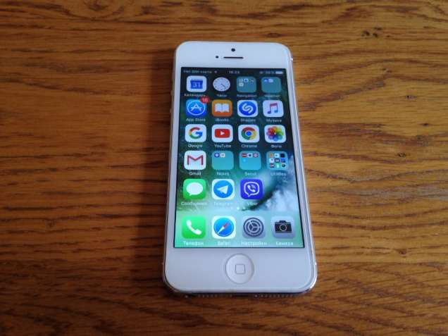 Apple iPhone 5 (64Gb), белый