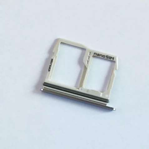 Держатель лоток сим карты sim для LG G6, цвет Grey, Silver