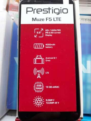 Продам не дорого новый смартфон Prestigio Muze F5.