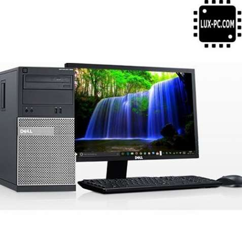 "Игровой компьютер Dell OptiPlex 990 c Feforce + Монитор 23"" Full-HD DE"
