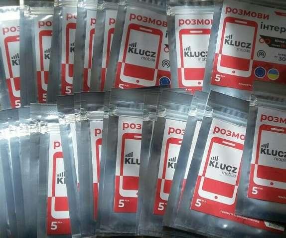 Польский мобильный номер , стартовый пакет