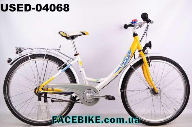 БУ Городской велосипед Columbus-Гарантия,Документы-Большой выбор!