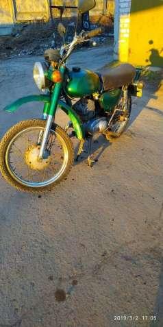 Продам мотоцикл Минск 1992г  в идеальном состоянии