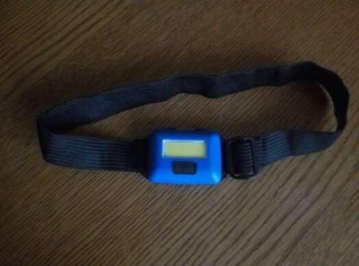 Продам на лобный фонарь (ANYIGE Mini) 4 режима