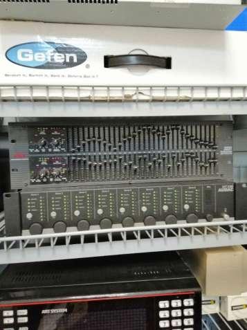 Матрица звуковая AUDAC MTX88 8-зонный матричный коммутатор с 2-мя вход