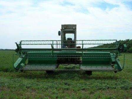 Жатка валковая навесная Зерновая ЖВН-6Н