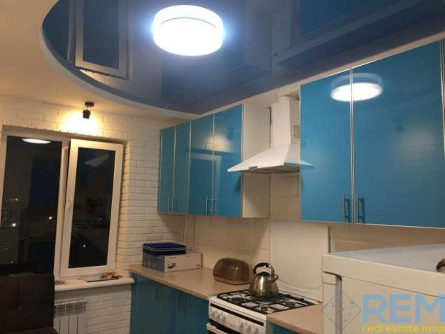 Продается квартира с ремонтом в новом доме на Высоцкого
