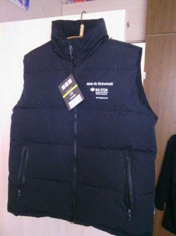 куртка - безрукавка