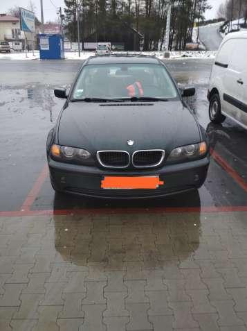 BMW 318i 2001г. 2.0 Продам срочно!