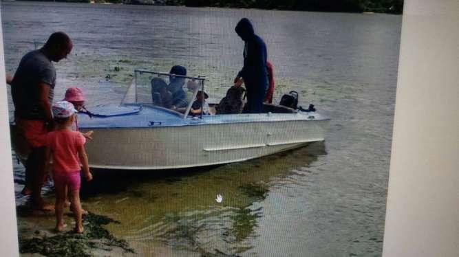 Лодка прогрес M4