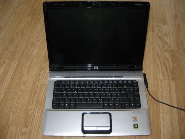 Ноутбук HP Pavilion dv6000из Германии нерабочий