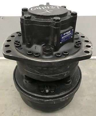 Ремонт Poclain Hydraulics MS08