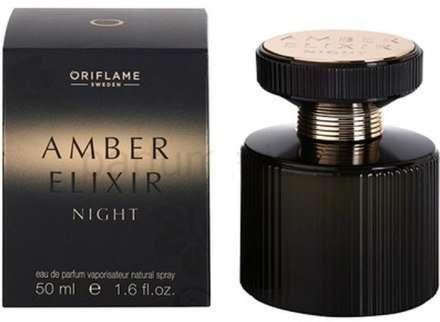 Женская парфюмерная вода Amber Elixir Night Oriflame Орифлейм