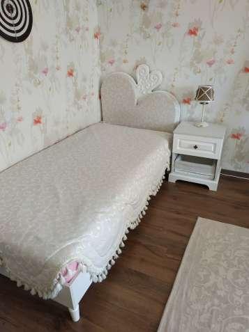 Односпальная кровать Snite Белоснежка SW-203 для девочки