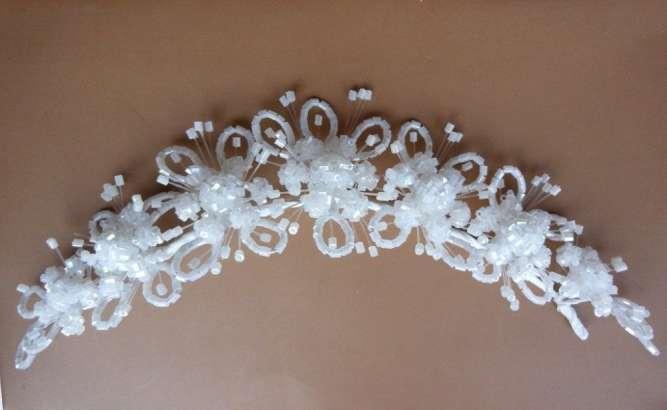 Свадебные украшения для жениха и невесты