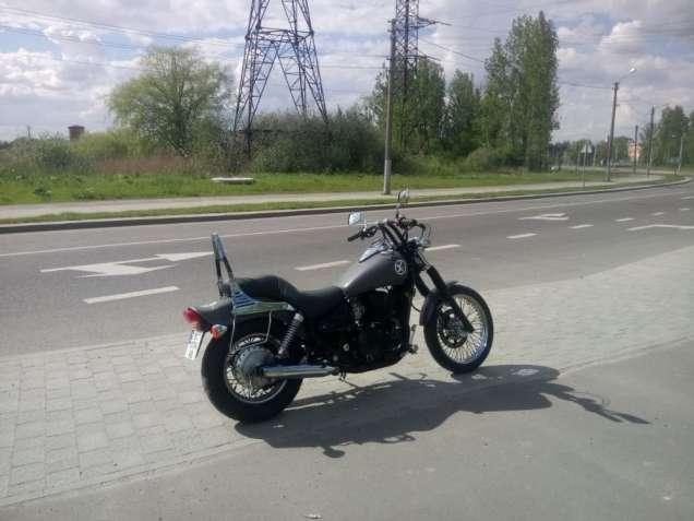 Мотоцикл EN Vulkan 500 Custom