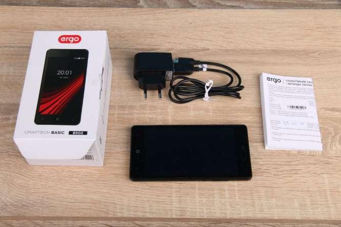 Смартфон Ergo B502 НОВЫЙ