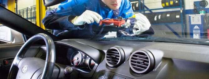 Мастер по ремонту лобовых автомобильных стекол