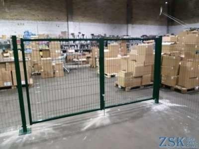 Ворота из сетки ЭКО  H-2,03м, L-4м