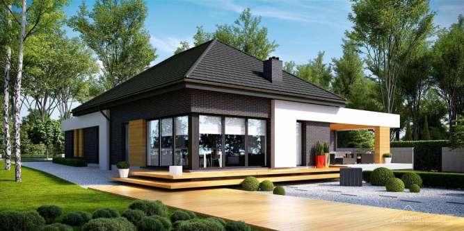 Готовые проекты домов от 150 грн/м2. Индивидуальное проектирование дом