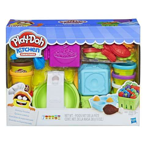 Play-Doh Kitchen Creations Плей до кухня.