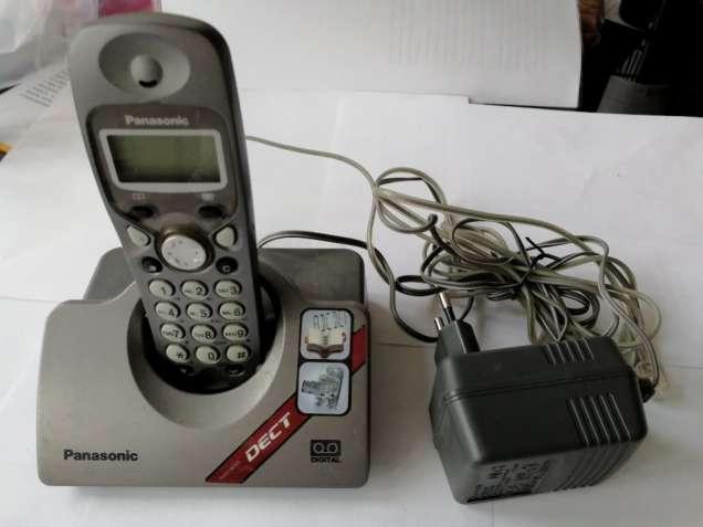 Телефон Panasonic KX-TCD420RUM