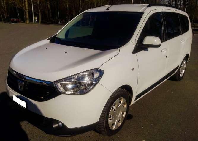 Dacia Lodgy NAVI 1.5 dci 110 2012