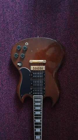 Продам Gibson SG Custom 1978 года.