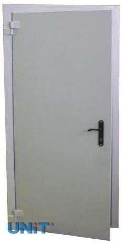 Двери металлические утеплённые сертифицированные, технические