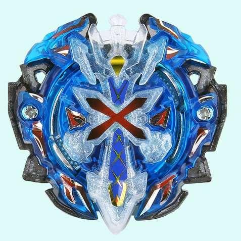 Бейблейд Ксено Экскалиус (голубой) (BeyBlade B-67 Xeno Xcalibur. M.I.)
