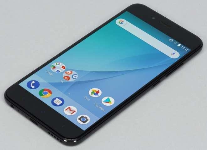 Xiaomi Mi A1 4/32GB Dual Sim Black Android 9.0