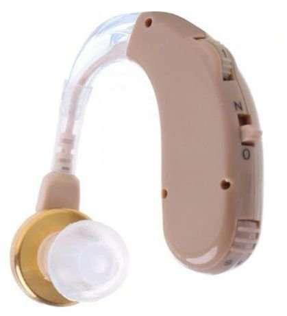 Слуховой аппарат, усилитель звука заушный AXON B-13