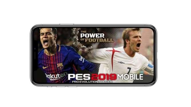 Продам аккаунты Pes mobile 2019